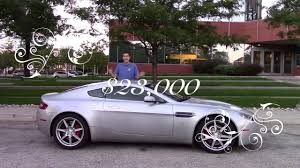 aston martin to replace vantage here u0027s what it cost me to own an aston martin for a year youtube