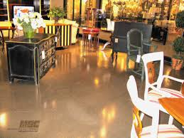 Concrete Floor Sweeping Compound by Polished Concrete Installation In Michigan Ohio And Indiana