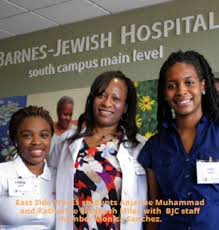 Barnes Jewish Hospital Jobs Work Based Learning East Side Works