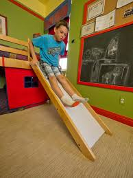 vibrant playful boy u0027s room hgtv