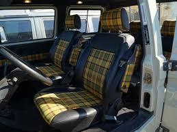 Van Seat Upholstery Westfalia Plaid Upholstery Material Sold Per Meter Gowesty