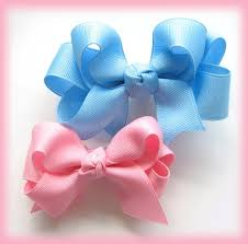 ribbon hair bow how to make ruffle ribbon 2 layer hairbow hair