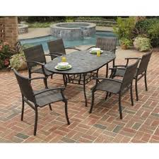 Mosaic Dining Room Table Mosaic Patio Dining Sets You U0027ll Love Wayfair