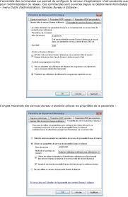 passerelle bureau à distance personnaliser le serveur whs pdf