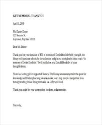 Thank You Letter Veterans how write a thank you letter for gift personal sle templates