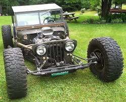 hauk designs steam jeep 1947 willys cj2a rat rod ratrod oogahorn willys jeep