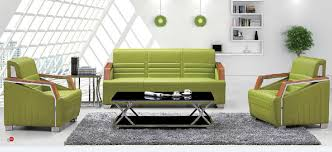 modern office sofa leather modern office sofa with wooden arm suppliers and