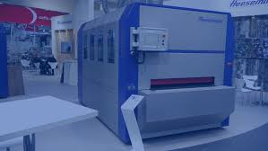 Wood Sanding Machines South Africa by Sanding Machines For Surfaces Edges And Profiles Heesemann