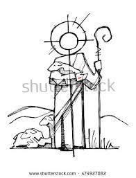 jesus the good shepherd coloring pages jesus shepherd stock images royalty free images u0026 vectors