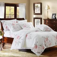 Bedroom Sets From China 100 Cotton Luxury Hotel Bedding Sets With Simple Print Twin Queen