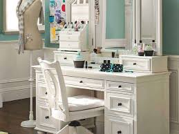 Small Corner Bedroom Vanity With Drawers Bedroom Wood Table Table Top Consideration Small Corner Vanity