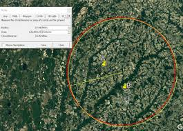 draw a radius on a map how do i draw in radius s into the maps product forums