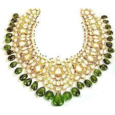 gemstone necklace sets images Traditional necklace sets gemstone jewellery haldiyon ka rasta jpg