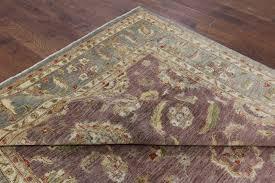 11 X 11 Area Rug Purple Oriental Persian Sultanabad 8 X 11 Handmade Wool Area Rug