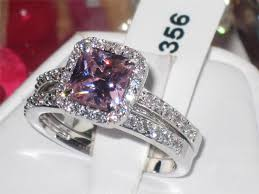 simulated engagement ring simulated rings australia wedding promise