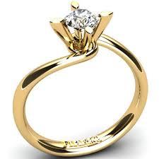 inel de logodna cu diamant inel de logodna cu diamant si setare tensionata spiralata firesq