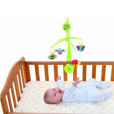 baby mobile bugs u0026 bird musical crib toy educational toys planet
