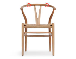 how to compare the quality of hans wegner replica wishbone ch24 y dini