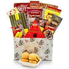 christmas gift basket sweet offerings the christmas gift basket saffron