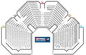 o2 arena floor seating plan john paul jones arena seating chart