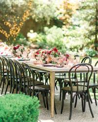 party chairs and tables for rent top wedding furniture rentals event decor company best vintage