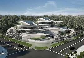 Luxury Bungalow Designs - zaha hadid creates billionaire luxury bungalows in singapore