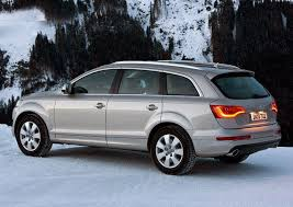 2011 audi suv 2011 audi q7 reviews and rating motor trend