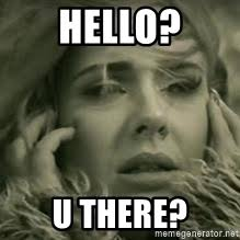 Hello Meme - hello u there adele hello meme generator