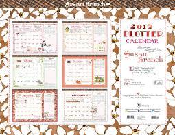 what is a desk blotter calendar susan branch 2017 desk blotter calendar 17x22 design 16 75
