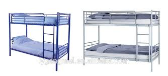 Custom Made Multifunction Home Metal Bed With Mattress Easy - Used metal bunk beds