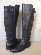 ugg australia danae leather chocolate ugg danae black leather boots womens us 11 ebay