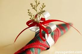 napkin ring ideas two christmas napkin ring ideas