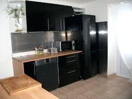 carrelage cuisine noir brillant cuisine noir mat et bois cuisine noir et blanc et bois cuisine mat