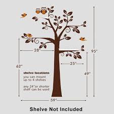 stickers arbre pour chambre bebe stickers arbre chambre bb collection avec surdiionna grand koalas