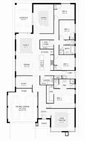 five bedroom house plans two bedroom house plan in south africa lovely 4 bedroom house