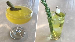 martini pickle pickle juice soda cocktail recipes today com