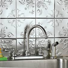 floral embossed tin tiles decor u0026 accessories brylanehome