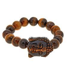 beads with cross bracelet images Rarities fine jewelry with carol brodie tiger 39 s eye buddha bead jpg
