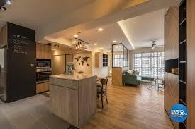 bto kitchen design an open kitchen concept for your hdb bto homerenoguru sg