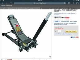 Arcan Car Jack by Jacks And Jack Stands What Do You Use Recommend Clublexus