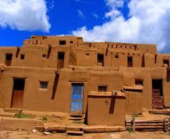 Pueblo Adobe Houses by Pueblo 3 Images Reverse Search
