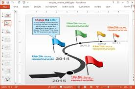 ppt timeline template animated custom timeline template for powerpoint