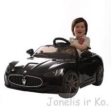 maserati black elektromobilis avigo 6v maserati car in black žaislai vaikams