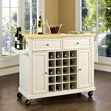 bathroom glamorous kitchen cart white antique island wheels on
