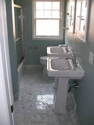 bathroom renovation before u0026 after