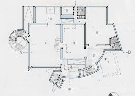 floor plan of frank gehry vitra design museum arch1390 benjamin
