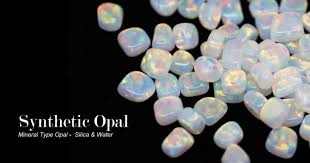 real blue opal synthetic opal com expert for lab grown impregnated synthetic