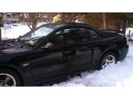 New Black Mustang 2001 Black Ford Mustang Gt Coupe For Sale 5700 Riverhead Ny