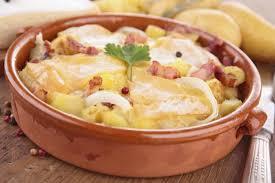 savoyard cuisine recette tartiflette savoyarde 750g