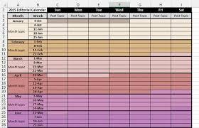 editorial calendar template cyberuse